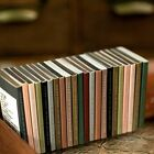 Pattern Scrapbooking Supplies Vintage Paper DIY Material Retro Mini Book