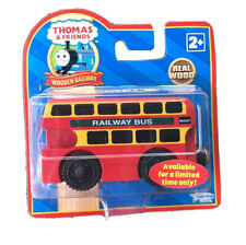 Thomas Wooden Railway Bulgy The Bus ~Learning Curve~ LC98037~ New!