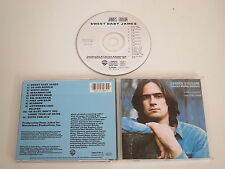 JAMES TAYLOR/SWEET BABY JAMES(WARNER BROS. 7599-27183-2) CD ÁLBUM