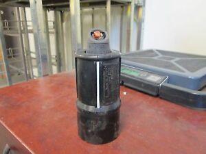 Crouse-Hinds Plug EO400 400A 600V Black Used