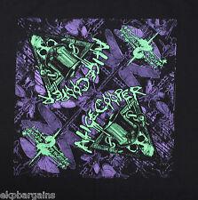 Alice Cooper Bandana - Welcome 2 My Nightmare Rock Music Band OFFICIALLY LIC