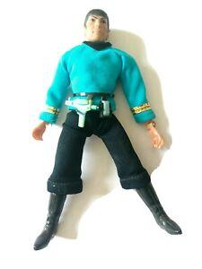 Vintage 1974 Mego Corporation Star Trek Mr Spock Action Figure