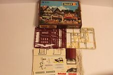 HO Scale Faller B-321  Concession Stands  2 Kits in 1 Made in Germany/Austrian