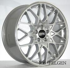 BBS RX-R Brilliant Argent en 8,5x19 + 9x19 BMW 4er f32 f33 5er f10 f11 6er f12