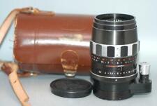 Alpa Schneider 135mm f3.5 Alpa-Tele-Xenar lens lens with case - Nice Ex+!