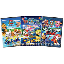 PAW Patrol: Children's TV Series Collection Mission PAW + More! Box / DVD Set(s)