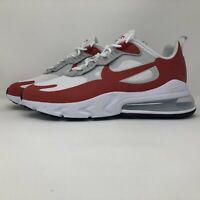 Nike Air Max 270 React White University Red