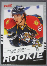 2008-09 Upper Deck Victory Rookie #326 Michael Frolik Florida Panthers RC