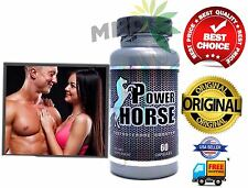Male Enlargement Penis Enlarger 60 pills GROW BIGGER THICKER LARGER Horse POWER