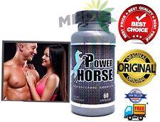 Male Enlargement Penis Enlarger 60 pills GROW BIGGER THICKER LARGER Horse POWER