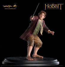 Weta The Hobbit Bilbo Baggins Polystone Statue sideshow lord of the ring