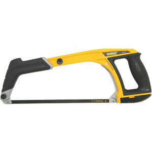 DEWALT 5in1 24TPI 12In 300mm Wood / Plastic / Metal Hacksaw DWHT020547 Brand New