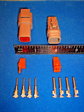 4-Way Deutsch DTM connector kit
