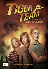 Tiger-Team - Der Berg der 1000 Drachen von Peter Kilian und Thomas Brezina (2010, Gebundene Ausgabe)