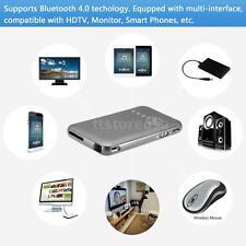Mini HD DLP Pocket Projector Android 1080P 2.4G/5G WiFi BT4.0 Miracast DLNA Y0W3