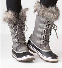 NEW Womens Sorel Joan of Arctic Winter Waterproof Boots $190 Size 11 Free Ship