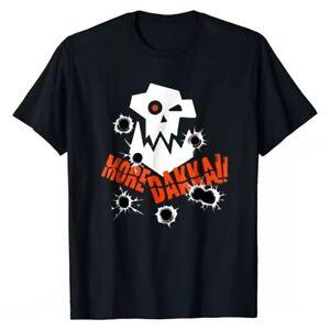 Wargaming Orks MORE DAKKA!! Graphic T-Shirt Tee Size S-XXL