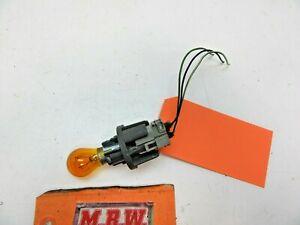 SAAB 900 LIGHT BULB SOCKET WIRE PLUG CONNECTOR PARK TURN SIGNAL MARKER LIGHT OEM