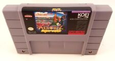Aerobiz Supersonic (Super Nintendo 1995) SNES Cleaned Tested Very Good