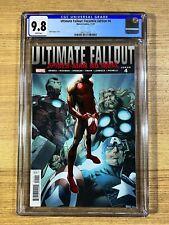 Ultimate Fallout #4 Facsimile (2021 Marvel Comics) CGC 9.8