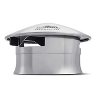 Vented Chimney Cap Compatible with Big Green Egg Stainless Steel Replacement NEW