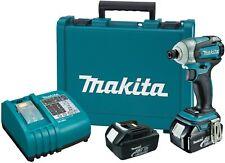 Makita LXDT06 18V LXT Brushless Quick‑Shift Mode 3‑Speed Impact Driver Kit (New)