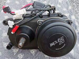 Impulse 2.0 Motor mit Rücktritt Kalkhoff Raleigh usw.