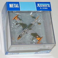1:100 MB-339A Italian Air Force CDC Armour / Franklin Mint diecast  art.5001
