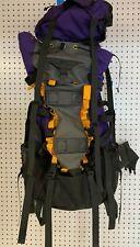 Gregory Backpack Hiking Trail Backpack Mountain Purple Black Medium multi Day