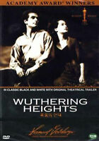 Wuthering Heights (1939) Laurence Olivier DVD *NEW