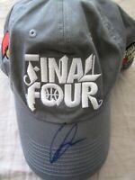 Gorgui Dieng autographed signed auto Louisville 2012 NCAA Final Four 4 cap hat