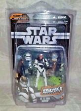 Star Wars Ep III-Greatest Battles Collection-AT-TE Tank Gunner-NEW-Star Case