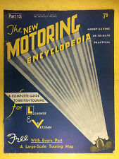 The NEW MOTORING ENCYCLOPEDIA - 1936 - Part 13 - Frazer Nash - Gearbox