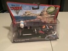 Disney Pixar Cars 2 PIT STOP LAUNCHERS MAX SCHNELL NEW IN PACKAGE