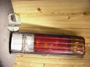 SUBARU GL10 4 DOOR SEDAN HT 2 DOOR COUPE 83-84 TAIL LIGHT DRIVER LH LEFT