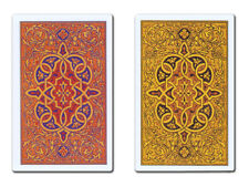 ORO 100% Plastic Playing Cards 2 Pack - EARTHY MOROCCAN - FREE SHIPPING