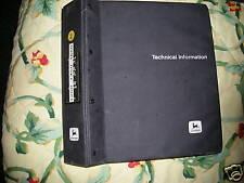 John Deere 9300T 9400T  tractor Techincal manual