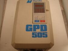 MAGNETEK GPD505V-B014 45P51CU AC DRIVE GPD-505 14A 10HP ***RFB***