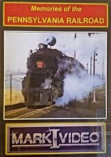 Mark I Video - Memories of the Pennsylvania Railroad, Volumes I and II - DVD