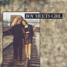 BRING DOWN THE MOON - RESTLESS DREAMER # BOY MEETS GIRL