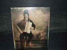 Tool 2006 Danny Carey drummer posed 8X10 Photo volto 10,000 days era