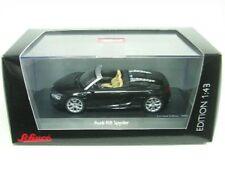 Audi R8 Spyder (negro Fantasma)