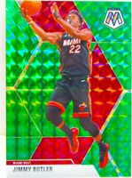 Jimmy Butler 2019-20 NBA PANINI GREEN MOSAIC PRIZM Card #130 Miami Heat SP ??