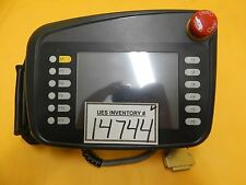 Total Control 0980011-01 Teach Pendant Operator Interface Used Working