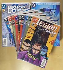 Legion of Superheroes Abnett & Lanning COMPLETE VF/NM (2000-2004, DC Comics)