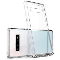 For Samsung Galaxy Note20 S10 Plus Hybrid Clear Shockproof Silm TPU Bumper Case