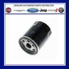 NEW GENUINE OIL FILTER FIAT 500 PUNTO GRANDE PANDA 1.2 1.4 PETROL  55256470