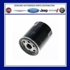 NEW GENUINE OIL FILTER FIAT 500 PUNTO GRANDE PANDA 1.2 1.4 PETROL  55256470