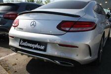 Aileron Mercedes Benz Classe C Classe C coupe style AMG Fibre de Carbone