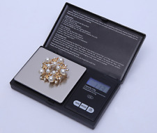 0.01g to 200 Grams Electronic Mini-Digital Pocket Gold Jewellery Weighing Scale